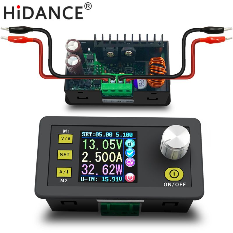 Us 29 31 Piece Digital Control Power Supply 50v 5a Adjustable Constant Voltage Constant Current Tes Electronic Circuit Projects Power Supply Custom Computer