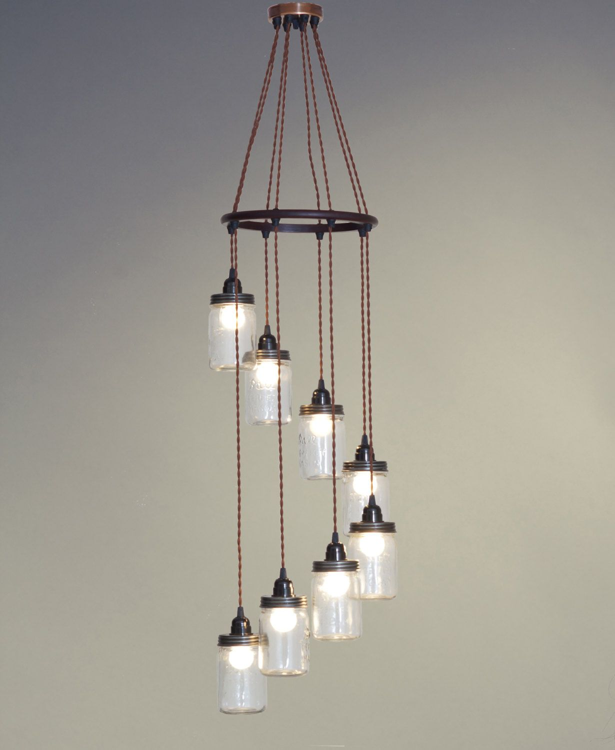 industrial lighting chandelier. 20 Unconventional Handmade Industrial Lighting Designs You Can DIY Chandelier D