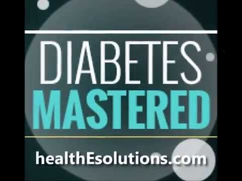 Our goal & PASSION is to help you master diabetes the healthiest way possible.  #DiabetesMastered