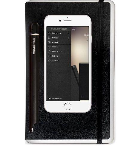Smart Writing Set Description Moleskine Smart Pen Pen And Paper