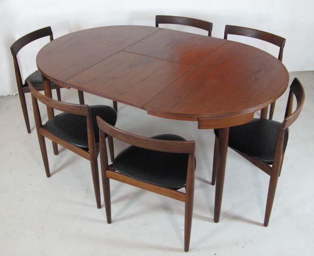 Hans Olsen Dining Table