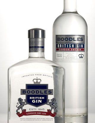 Recent liquor packaging