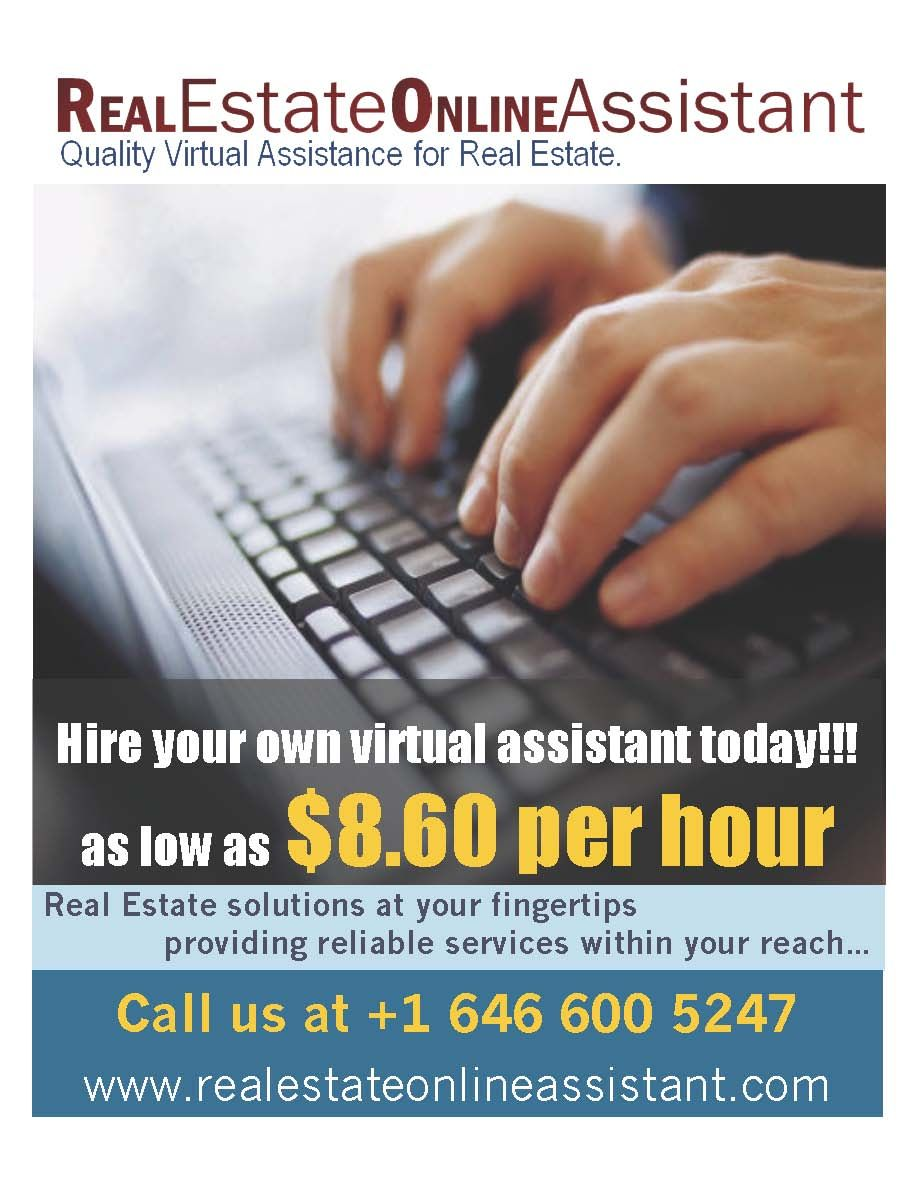 Hire your own Virtual Assistant today! Online Assistants