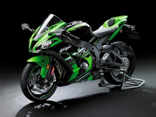 2016 Kawasaki Ninja 1000 ABS Photos Review And Specification