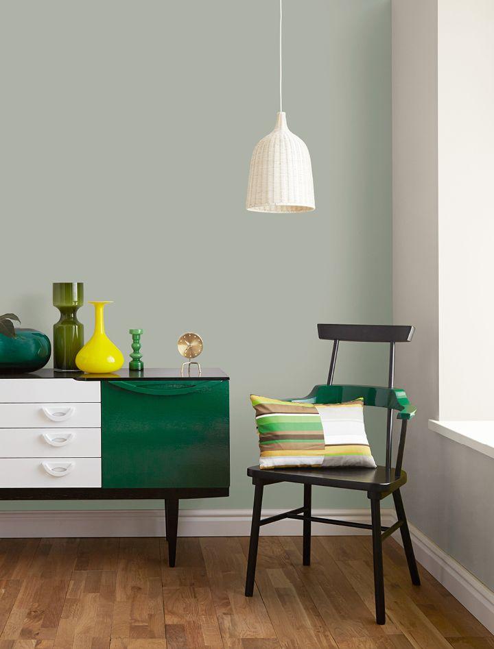 Potting Shed Matt Standard Emulsion Eclectic Decor Pinterest Living Room Green Room