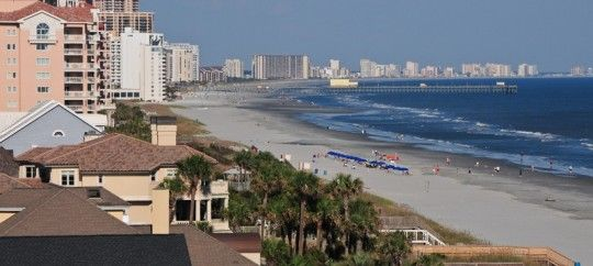 Myrtle Beach, SC - From family vacation in the summer to spring break with my college friends, this place is a must-see.