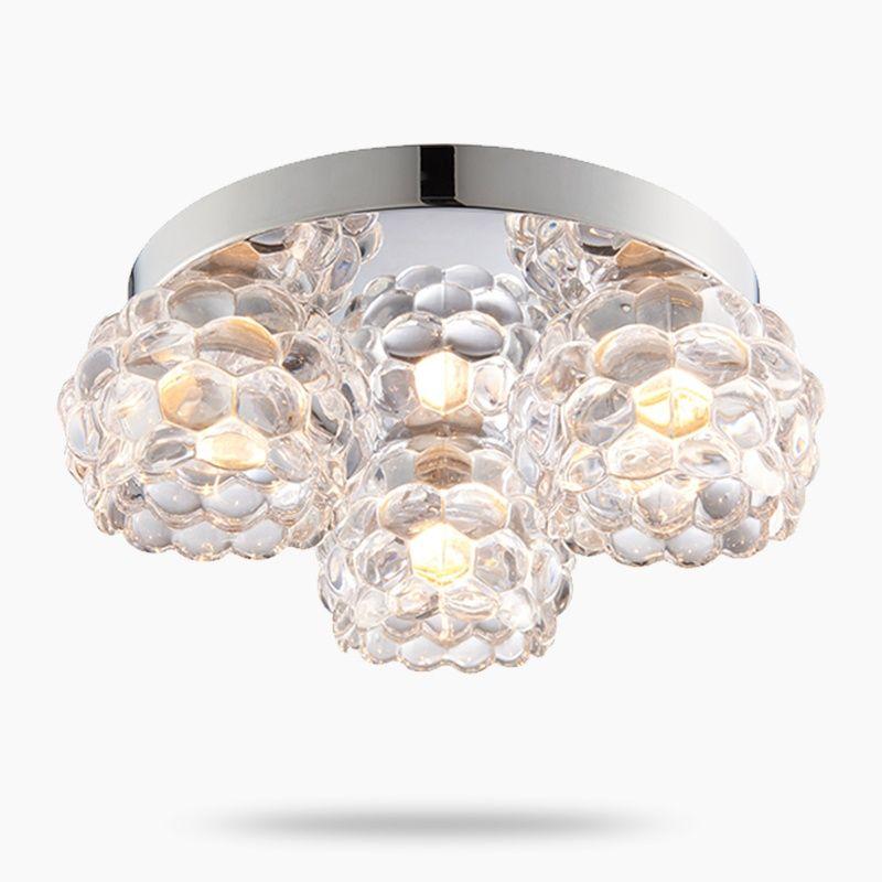 Saxby endon lawcross crystal ceiling light ceiling lighting saxby endon lawcross crystal ceiling light aloadofball Images