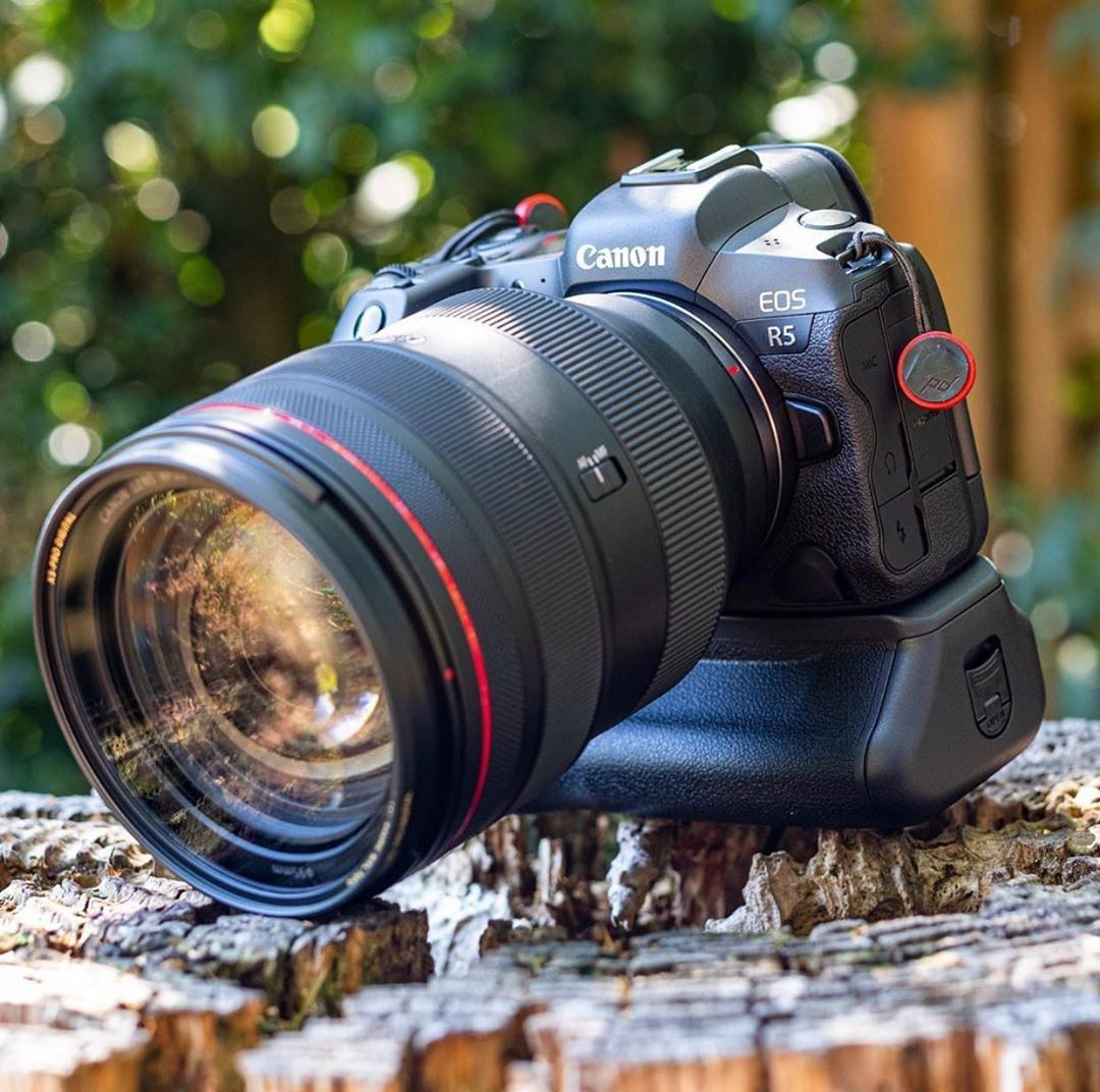 Canon Pro Gear On Instagram Canon R5 Canon Rf 28 70 F 2 0 Photo By Moes Photography W Camera Photography Lenses Canon Top Camera