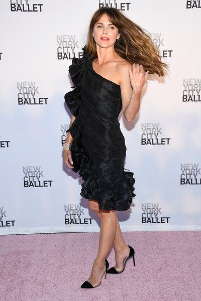 Keri Russell Photos Photos: New York City Ballet's 2017 Fall Fashion Gala#ballets #city #fall #fashion #gala #keri #photos #russell #york