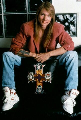 Pin by Valerio Nolli on AXL ROSE | Axl rose, Guns n roses