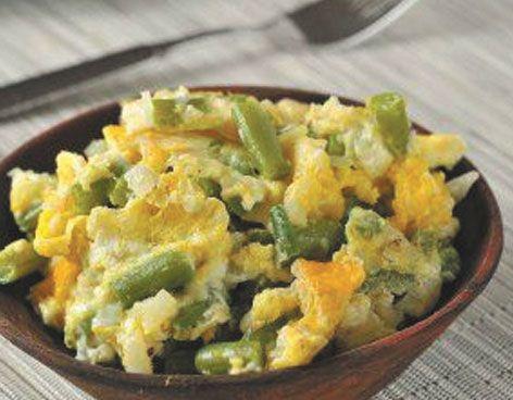 Huevos vegetarianos - Vanguardia
