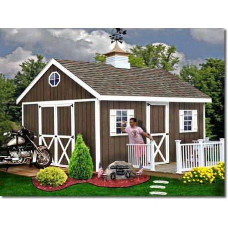 easton 20x12 wood storage shed kit all pre cut easton 1220