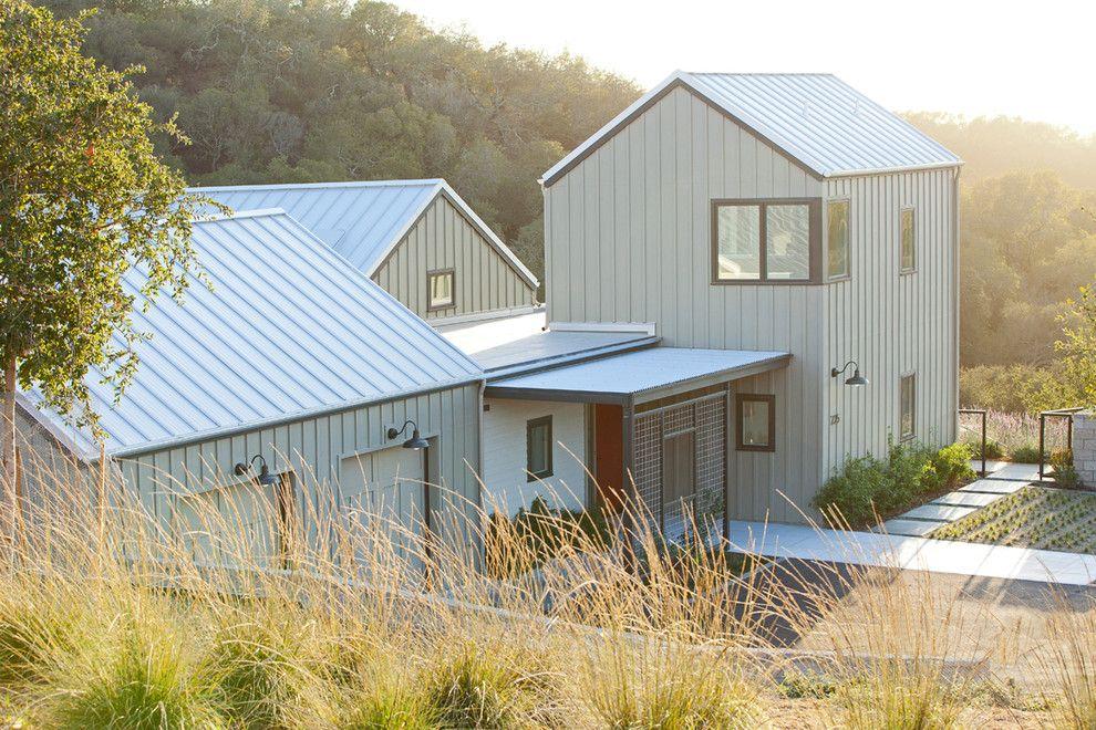 Attractive Modern Farmhouse Home Designing Tips Exterior San Luis Obispo