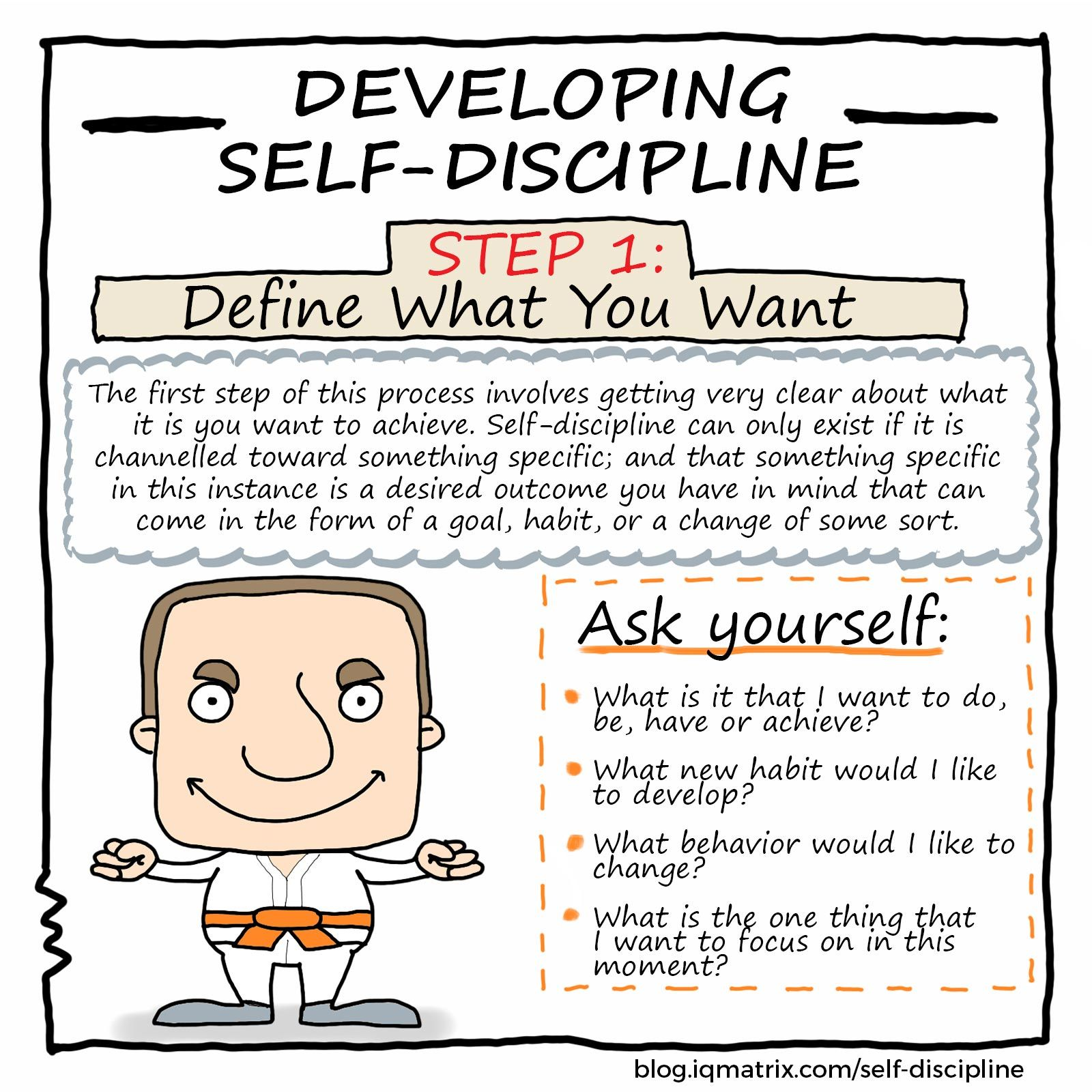 The Complete Guide On How To Develop Focused Self