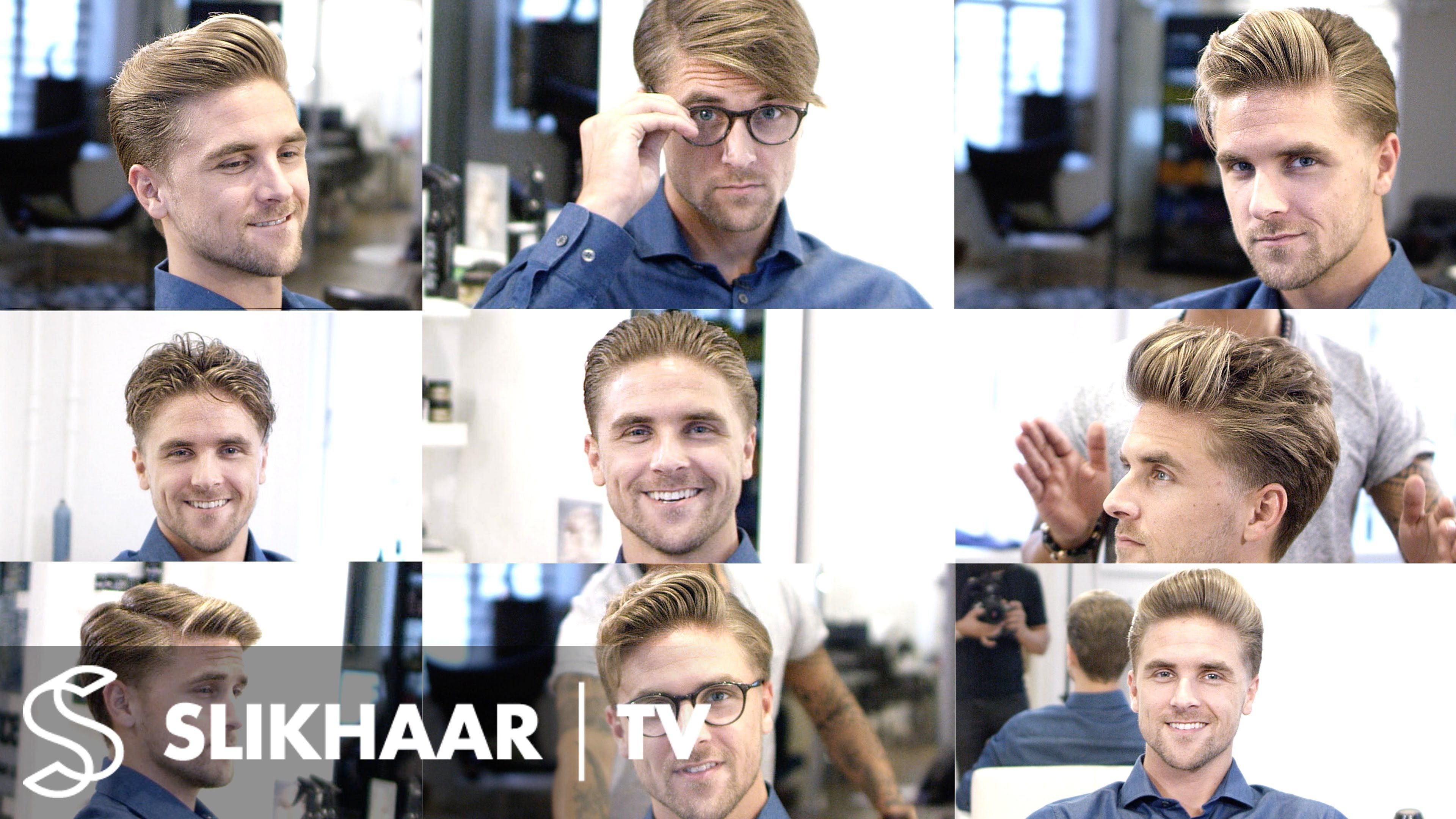 9 Different Hairstyles In 1 Haircut Mens Hairstyling Inspiration