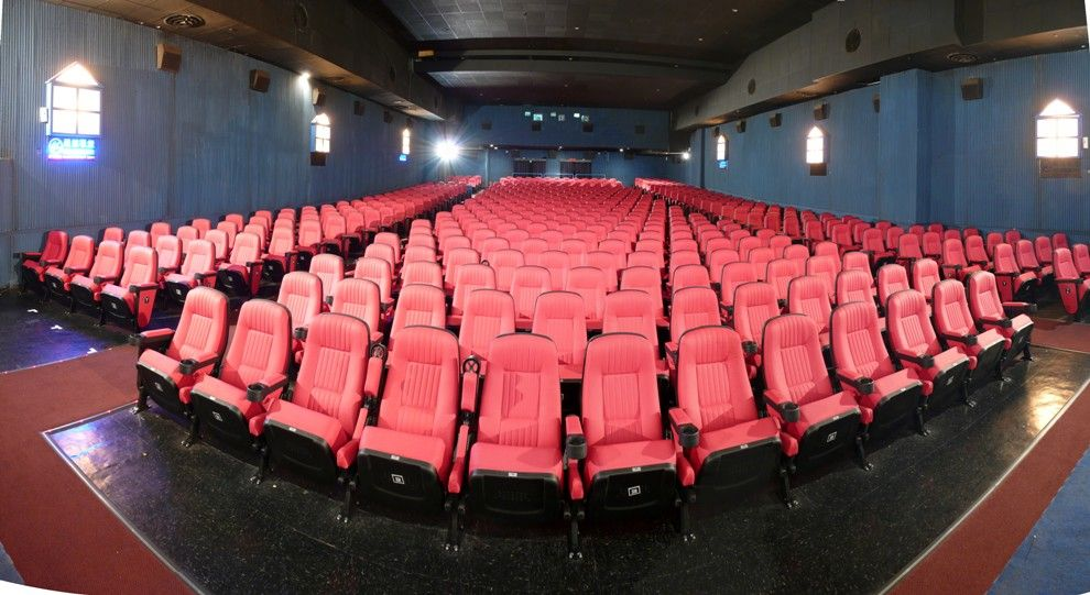 Cobb Theatres- Dolphin Cinema Bistro, Miami, FL | Installations ...