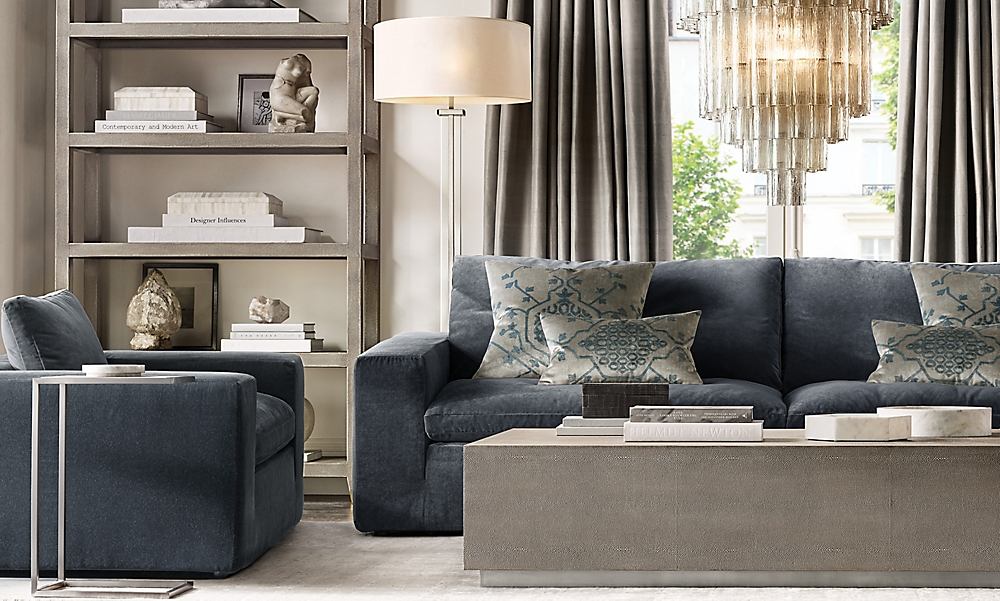 Rooms Rh In 2020 Diy Living Room Decor Restoration Hardware Bedroom Furniture