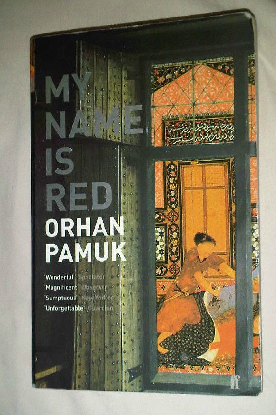 My Name is Red by #OrhanPamuk (Paperback, 2002) #ebay #ebayuk