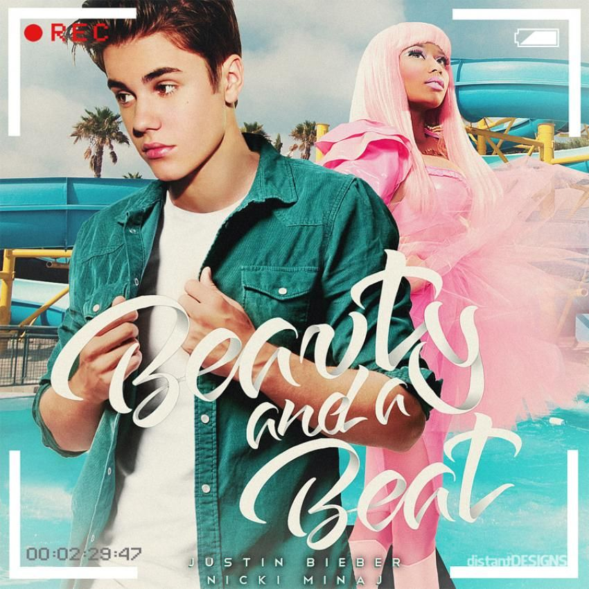 Justin Bieber Beauty And A Beat Feat Nicki Minaj Made By