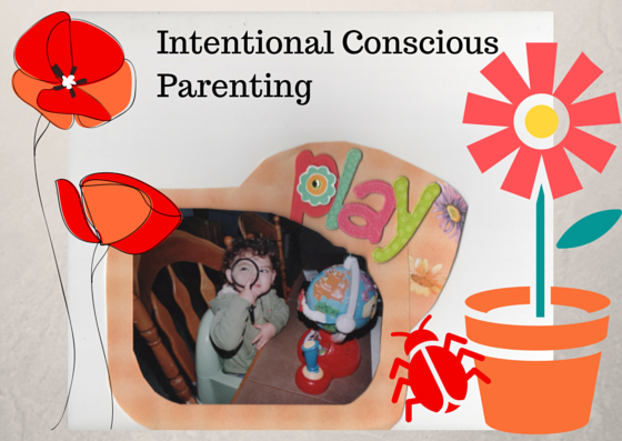 Intentional Conscious Parenting: A Picture Is Worth A Thousand Words By Stacy Toten. They say a pictures worth a thousand words, well I may just have to agree with that...Kids are just so darn curious about everything, the world, bugs, people, stores, animals, bed time books, etc.......why is this...how is that...can I do it.....They don't know to be timid or afraid unless they learn it from us or see it some where, otherwise they appear to be fearless. Click on photo to read the rest....