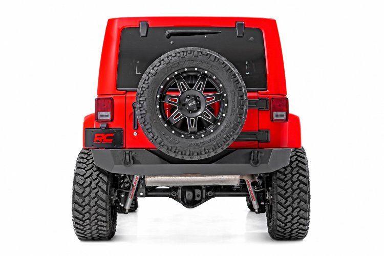 Jeep Rock Crawler Rear Hd Bumper 07 18 Wrangler Jk Rock Crawler Wrangler Jk Jeep Wrangler Jk