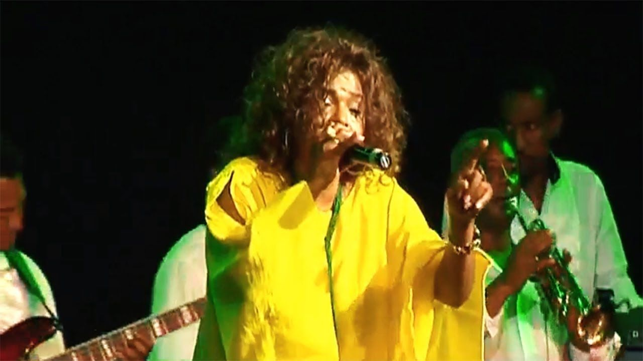Hamelmal Abate - Banii - Afran Qallo Concert - New Oromo Music 2019