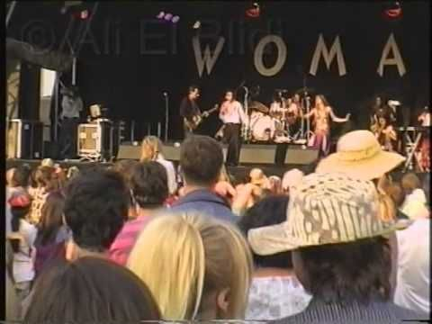 Ali Slimani Live at Womad 1996.