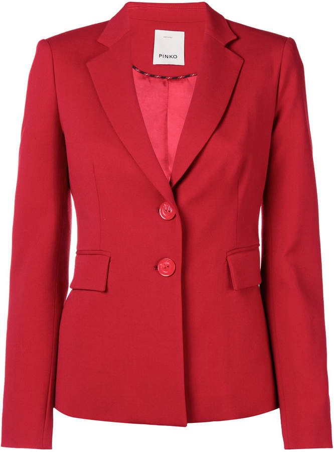 6aa7045aaf Pinko Classic Fitted Blazer in 2019 | Products | Blazer, Blazers for ...