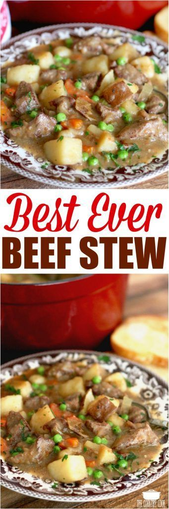 The best ever homemade beef stew recipe from the country cook beef the best ever homemade beef stew recipe from the country cook beef stew dinner soup recipes ideas best food blogger recipes pinterest forumfinder Gallery