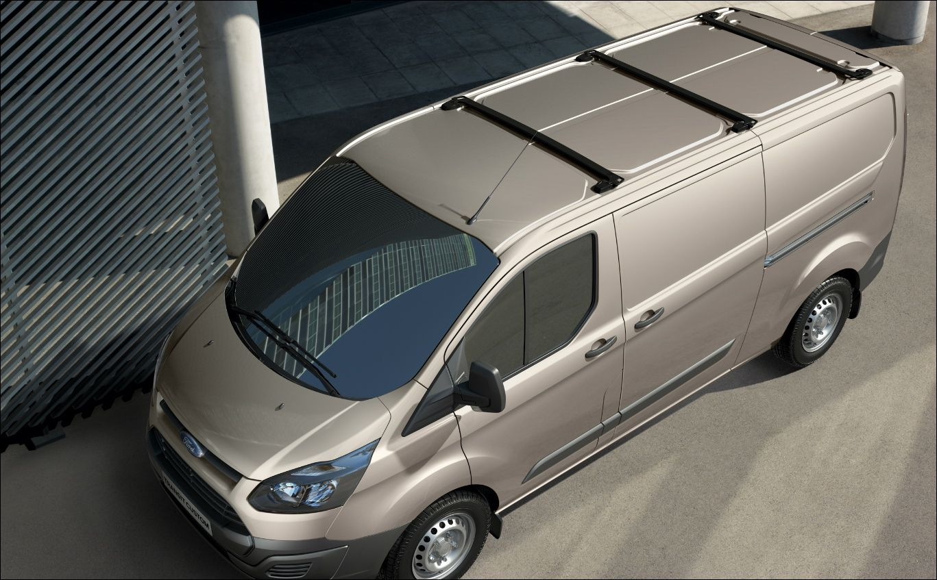 Ford Integrated Roof Rack