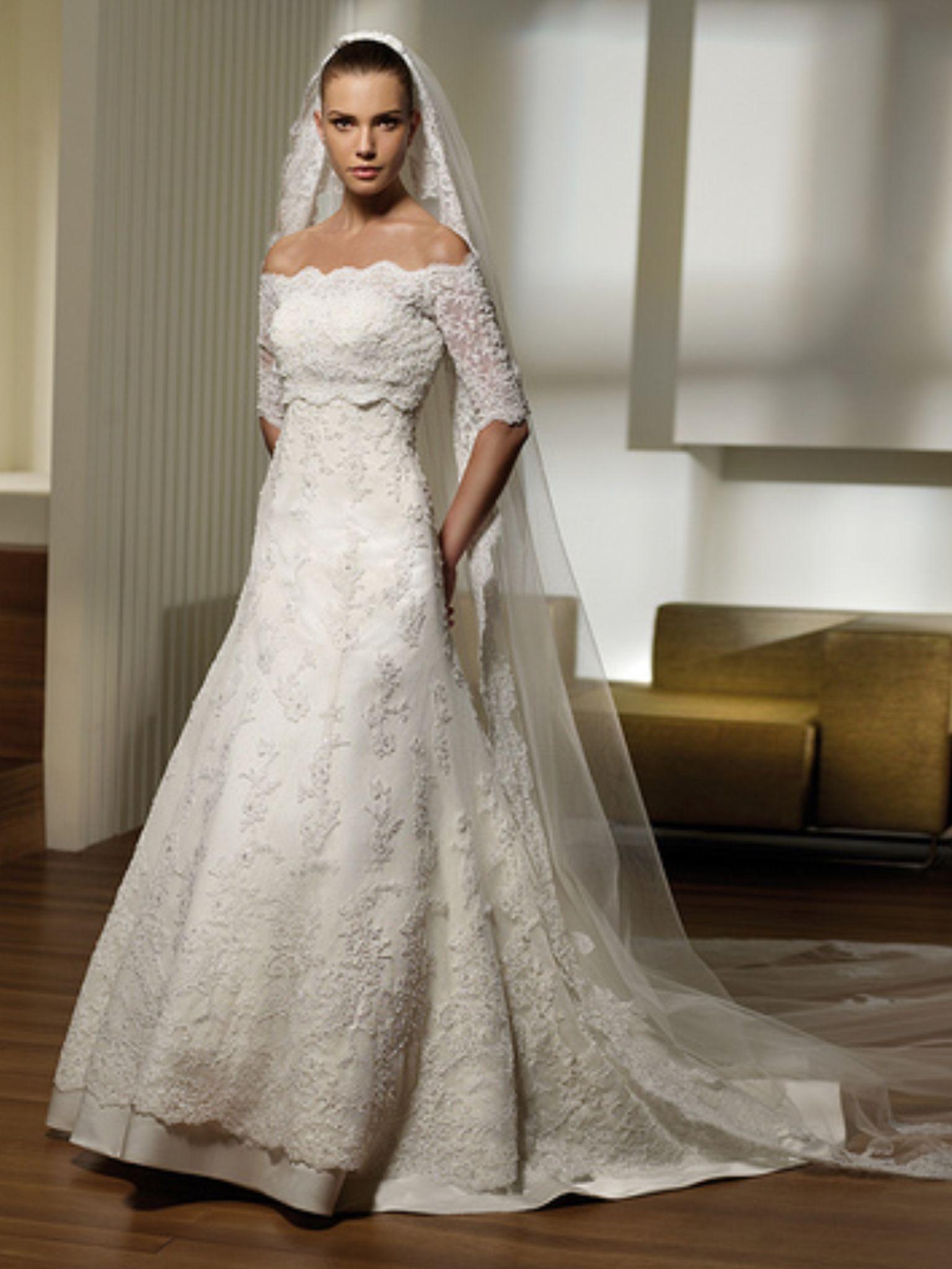 Wedding Dress Collection – Pronovias, La Sposa, Manuel Mota ...