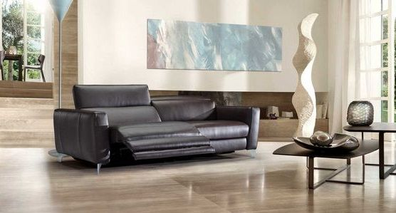 Superb Natuzzi Italia Volo Sofa W/Motion | Ambiente Modern Furniture
