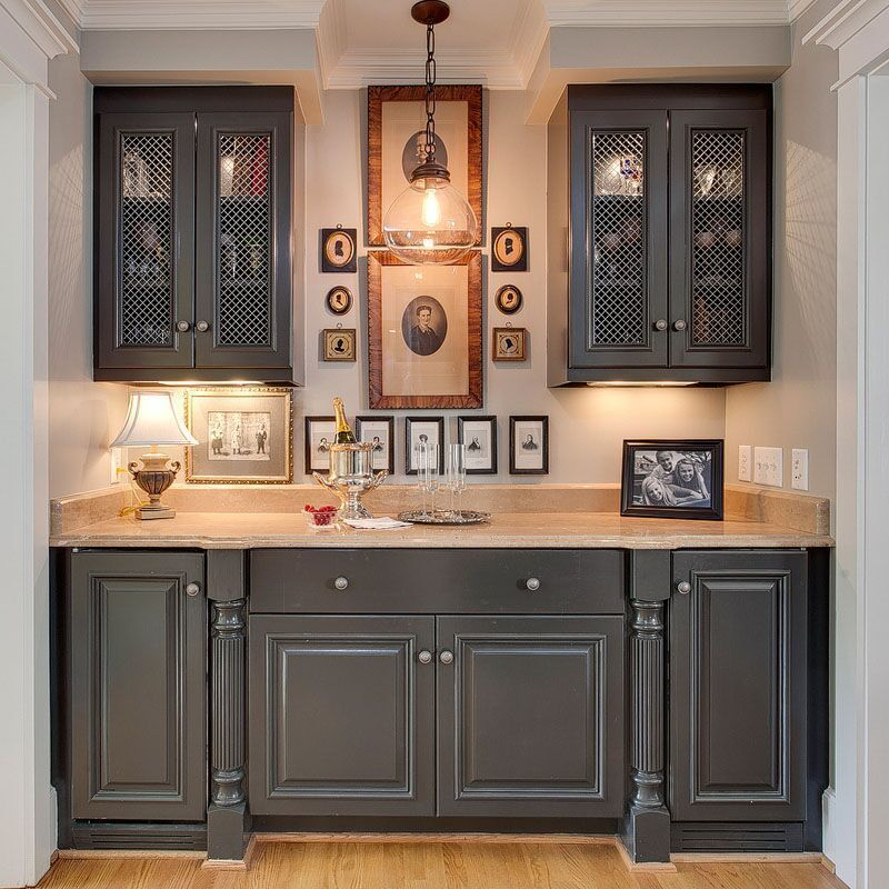 65 Ways To Decorate With Silhouettes The Glam Pad Craftsman Style Kitchens New Home Construction Decor