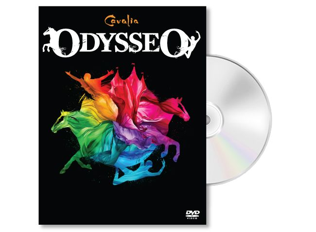 Odysseo - For the first time on DVD!