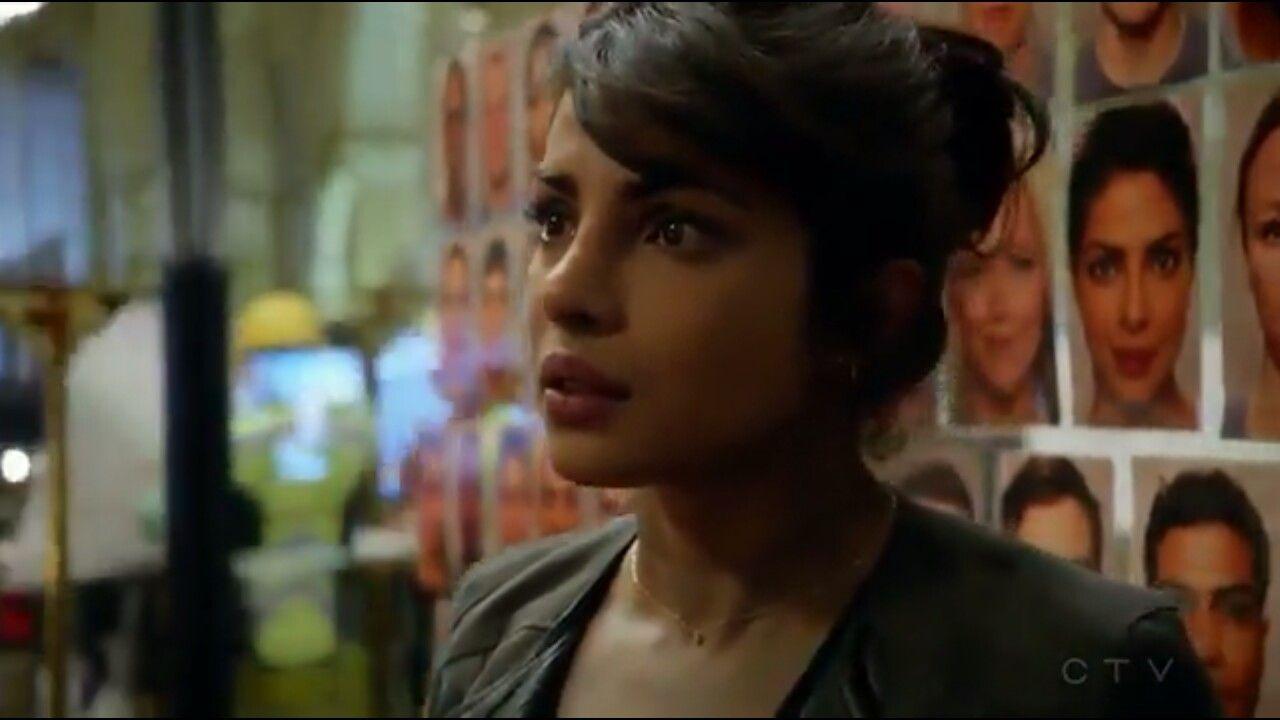 Quantico Season 1 Episode 1 Alex Parrish Priyanka Chopra