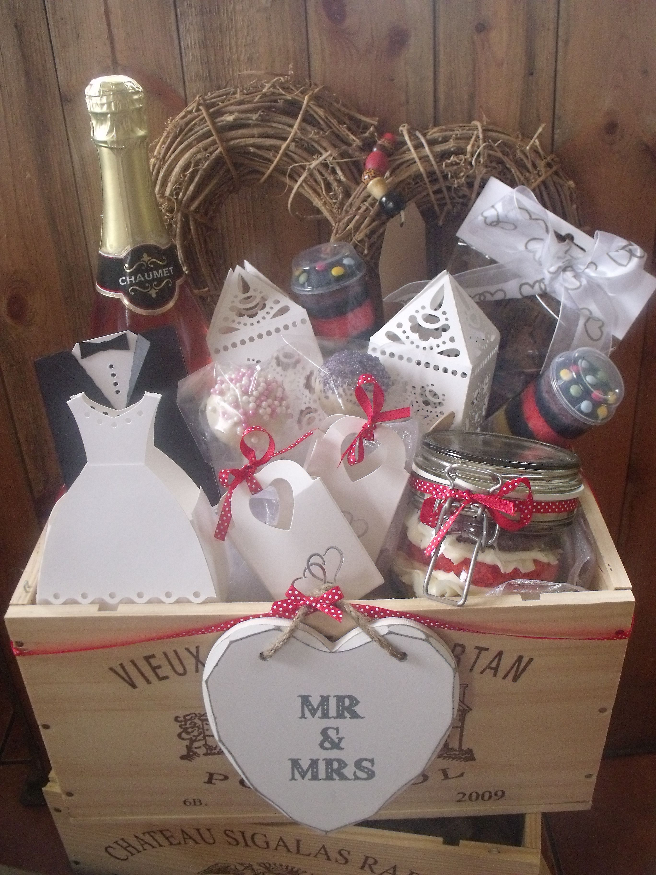 Wedding Hamper wedding Pinterest Wedding hamper
