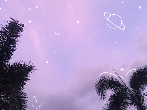Breathe On Tumblr Aesthetic Purple Sky Light Pastel Backgrounds Stars Aesthetics Space Pink Drawing Backgr Lavender Aesthetic Purple Aesthetic Pastel Aesthetic