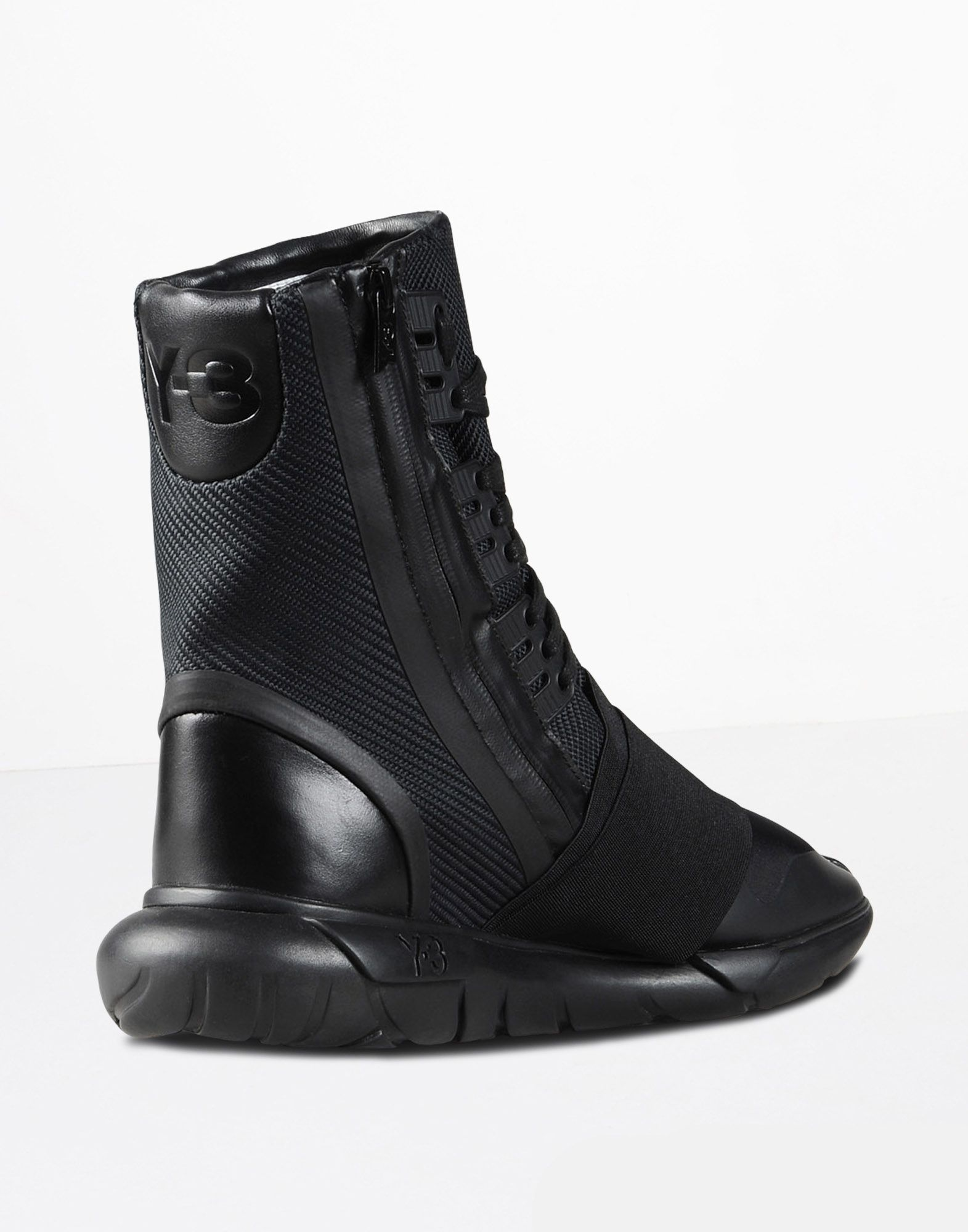 296ea9d476b Y-3 QASA BOOT SHOES man Y-3 adidas