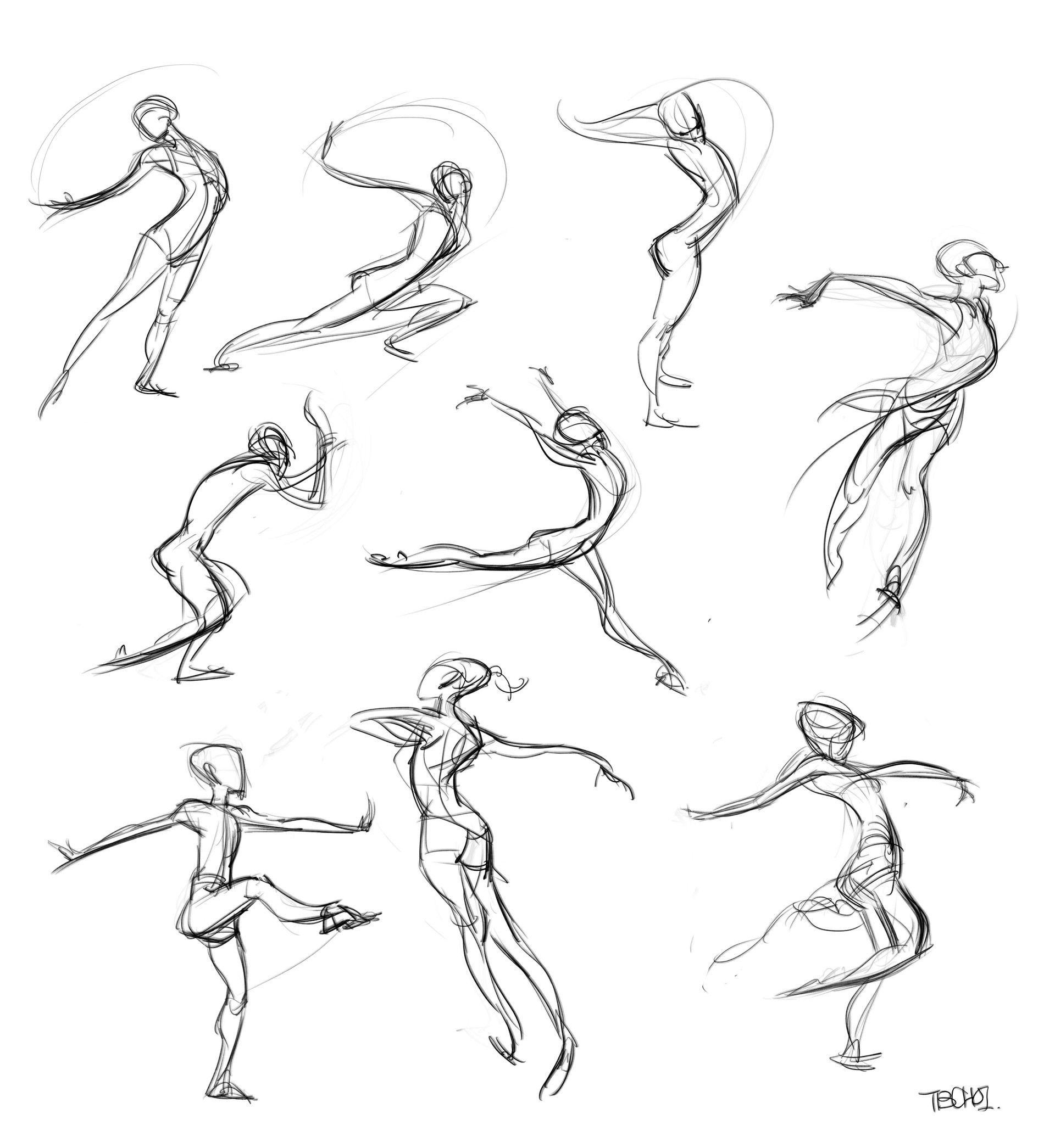 Drawing , TB Choi