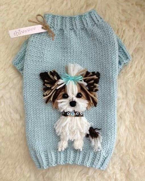 Pin von Sole auf Indumentaria canina | Pinterest