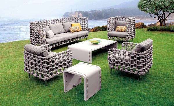 Terrific Designer Patio Furniture Gallery On Fireplace Interior Home Design  The Exceptional Design Garden Furniture By Kenneth Cobonpue ...