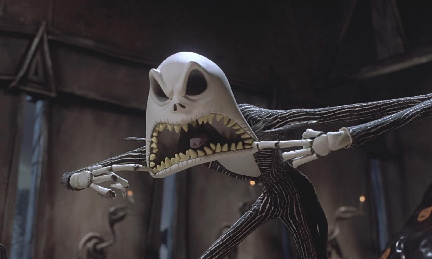 Pin On Nightmare Before Christmas Deck