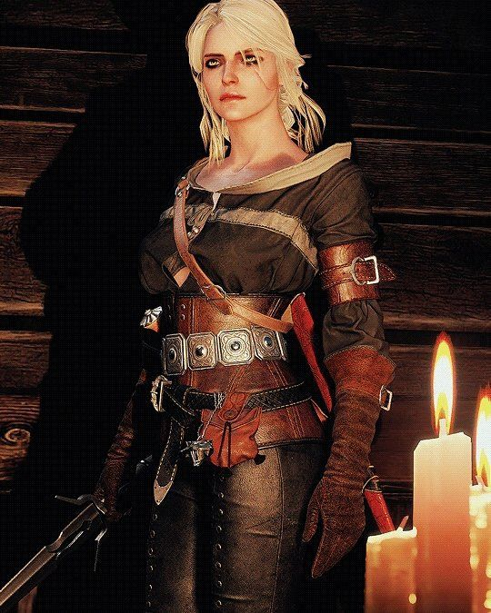 Pin by Tuomas Korpi on Games II | The Witcher, Ciri ...