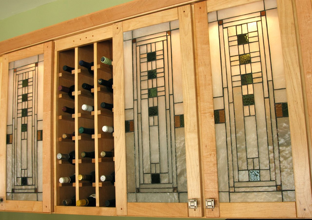Explore Stained Glass Cabinetore
