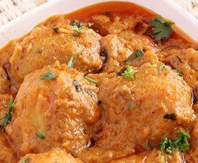 khana khazana in hindi pinterest fb epicu dum aloo punjabi recipe with step by step photos spicy curry with curd based gravy forumfinder Choice Image