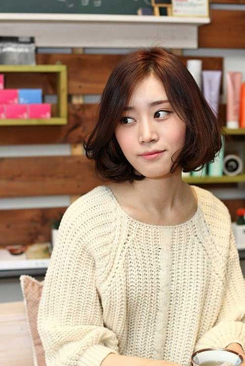 10 Korean Bob Haircut Bob Haircut And Hairstyle Ideas Bob Hairstyles Korean Haircut Cute Hairstyles For Short Hair