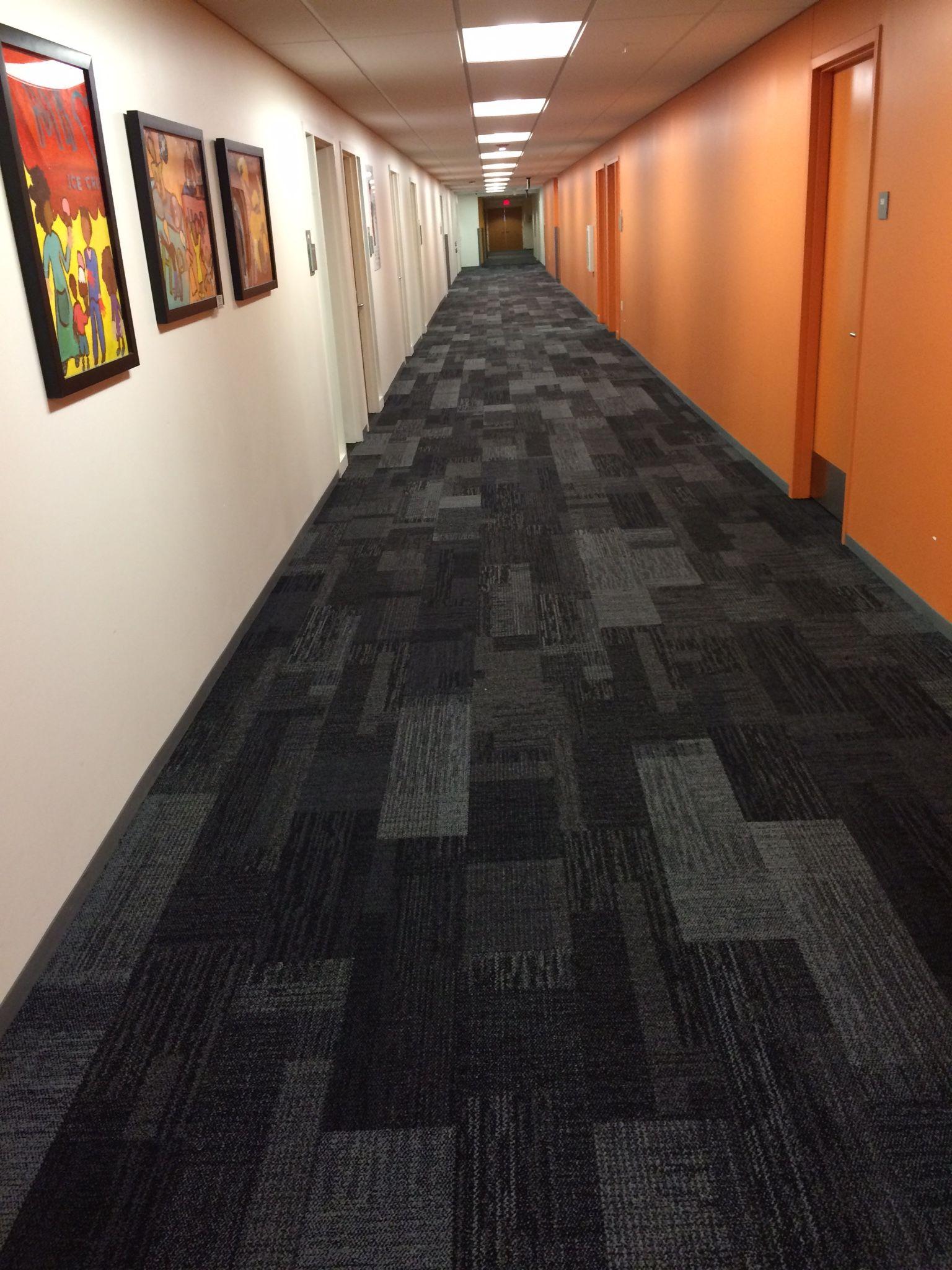 Interface Verticals Carpet Tiles Commercial Carpet