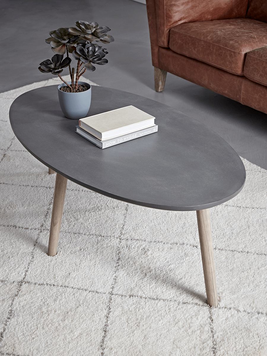 New Enamelled Tables Charcoal Counter Pinterest Table Luxury Home Furniture And Living Room [ 1200 x 900 Pixel ]