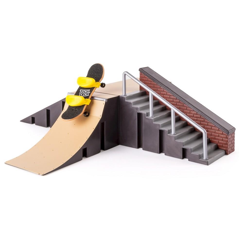 Tech Deck Starter Kit Ramp Set and Board Tech deck