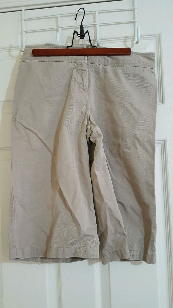 fb808370f5 J.Crew classic twill chino pants city fit size 4 beige woman | Clothing,  Shoes & Accessories, Women's Clothing, Pants | eBay!